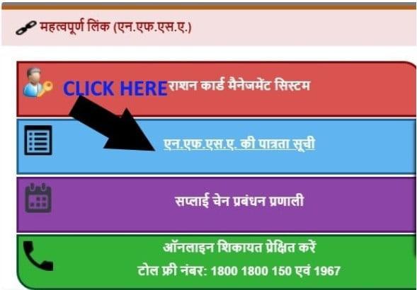 UP Ration Card List | राशन कार्ड खोजें UP