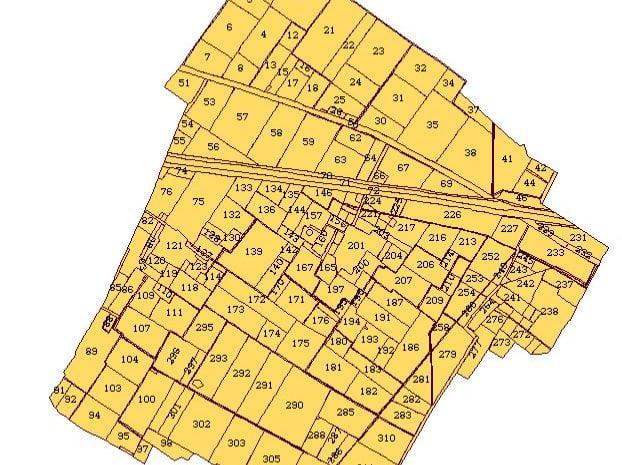 UP Bhu Naksha | उत्तर प्रदेश भू नक्शा ऑनलाइन मैप, रिपोर्ट (शजरा) देखें | UP Plot Map Online