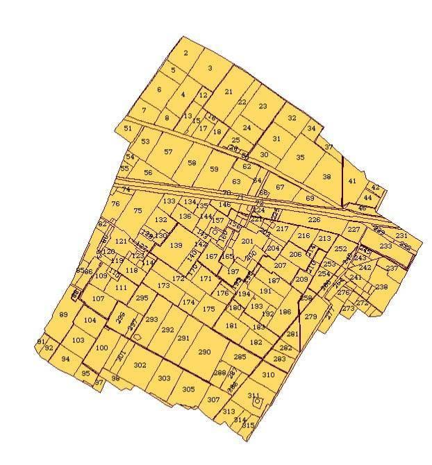 UP Bhu Naksha | उत्तर प्रदेश भू नक्शा ऑनलाइन कैसे देखें मैप, रिपोर्ट (शजरा) देखें | UP Plot Map Online