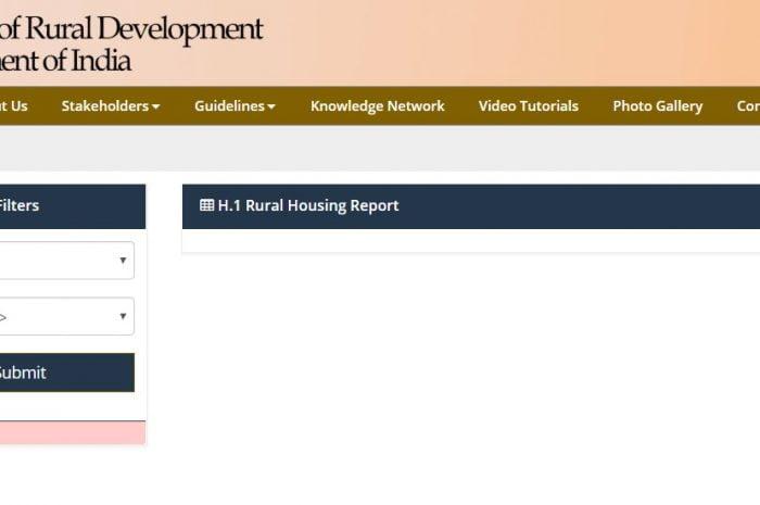 प्रधानमंत्री आवास योजना लिस्ट | नई PMAY (ग्रामीण+शहरी) सूची 2019-2020 | Pradhan Mantri Awas Yojana List (Rural+Urban) in Hindi