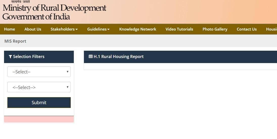 प्रधानमंत्री आवास योजना लिस्ट | नई PMAY (ग्रामीण+शहरी) सूची 2019 | Pradhan Mantri Awas Yojana List (Rural+Urban) in Hindi