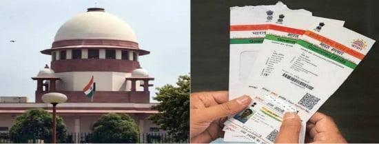 link voter id aadhaar card