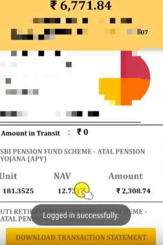 Atal Pension Yojana Login, APY Statement Check, PRAN Card/APY App Download कैसे करें