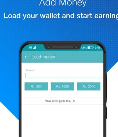 jio pos lite app, load money