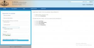 Kerala Land Records Register Online