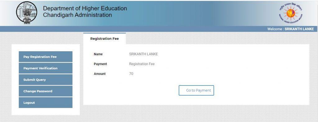 DHE Chandigarh Admission 2020-21