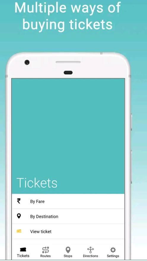 Delhi Online bus metro ticket booking