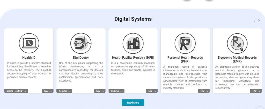 PM Modi Health ID Card yojana, Apply Online for Digital health ID, Online Registration Form 2021