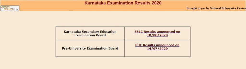 Karnataka SSLC Result 2021   Result Check Online by Name, Roll Number at kseeb Portal