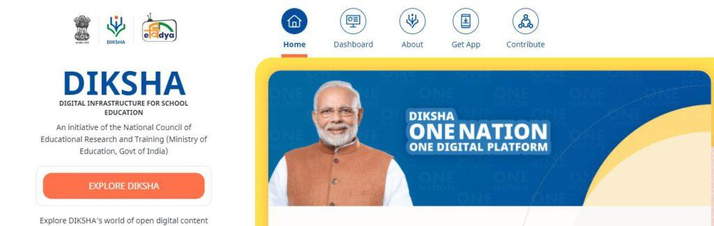 Diksha Portal Registration