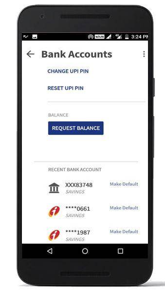 How to Check Balance in Bhim App