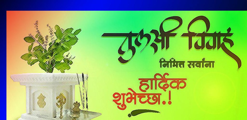 Tulasi Vivah(Devothan Ekadasi)