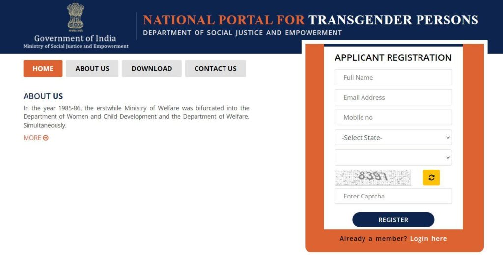 I Cards and Certificates for Transgender Persons