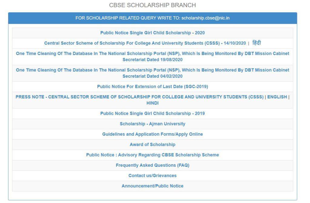 Girl Child Scholarship Guidelines PDF