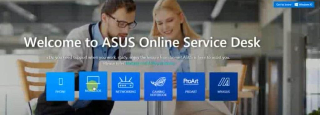 Check Warranty Status of Asus Laptop Online