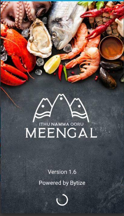 Meengal Sea Food Order App