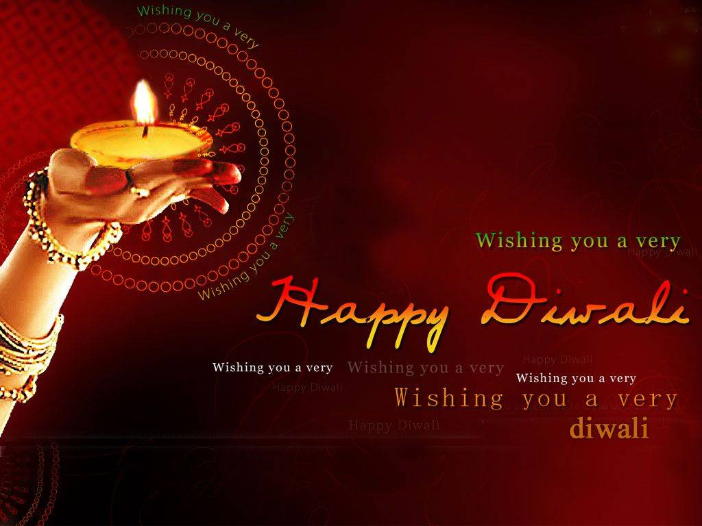 Wish You a Happy Diwali