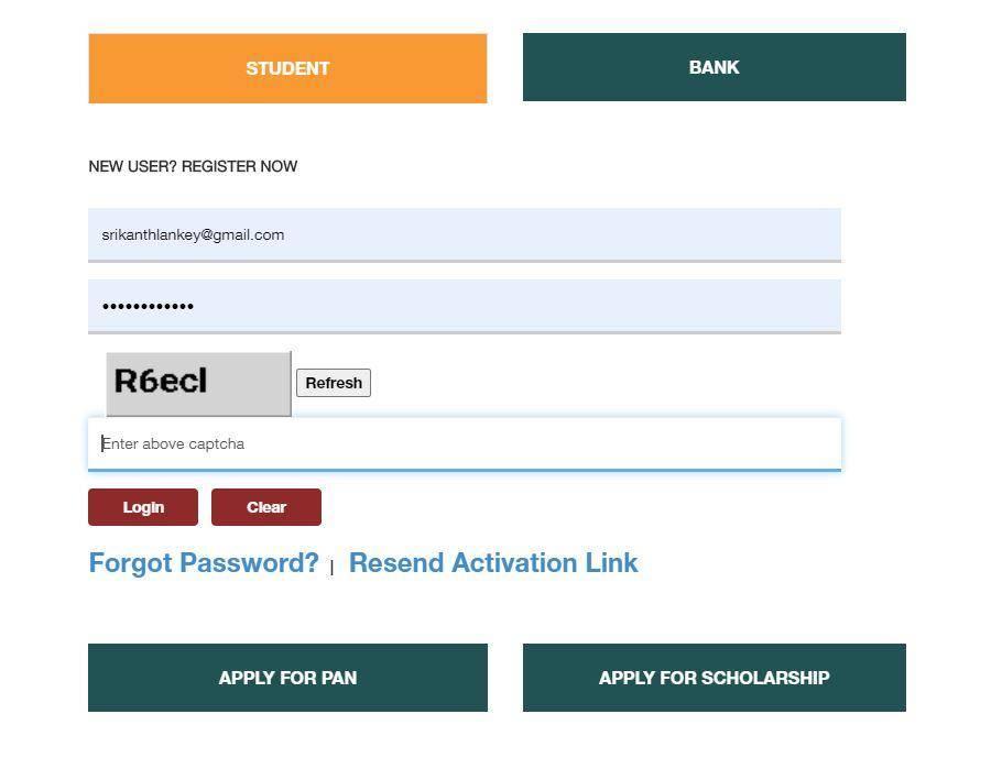 Apply Online for SBI Loan Scheme