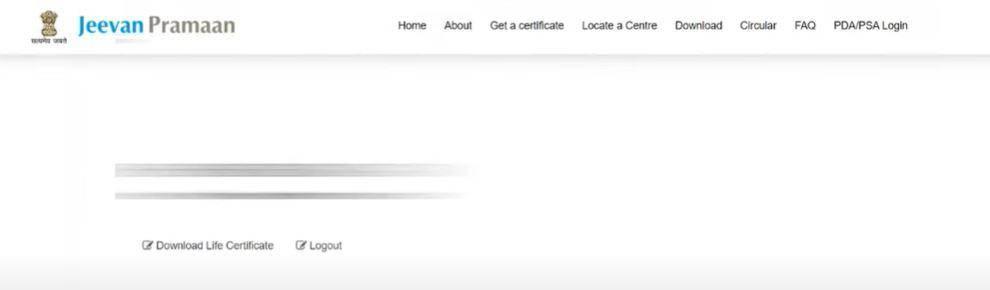 jeevanpramaan.gov.in Registration