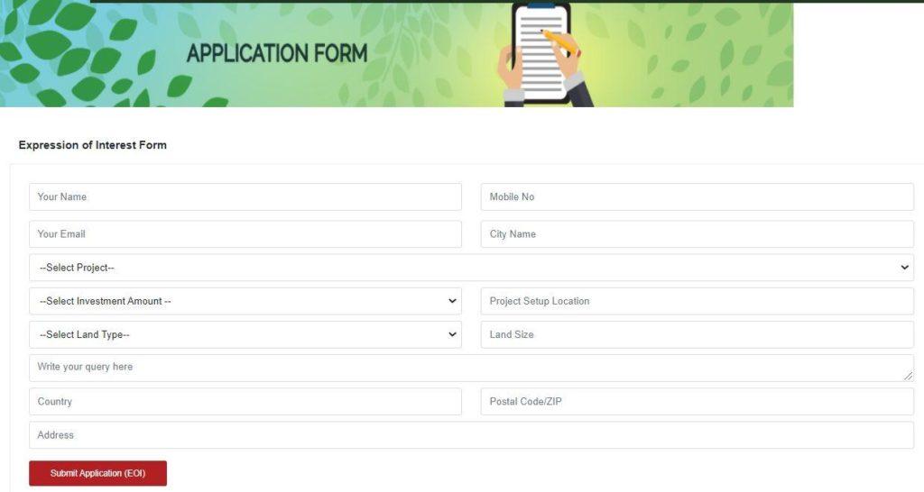 Nexenergia Application Form CNG