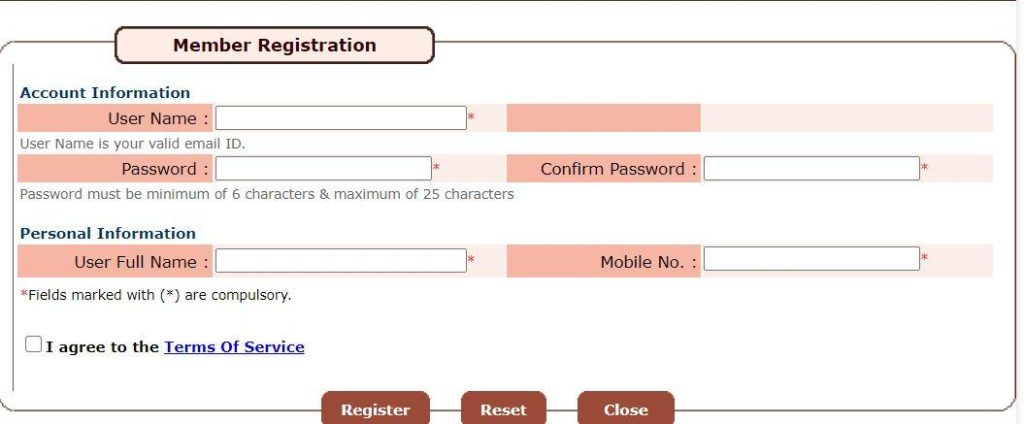 How to Login TNSTC Ticket Online
