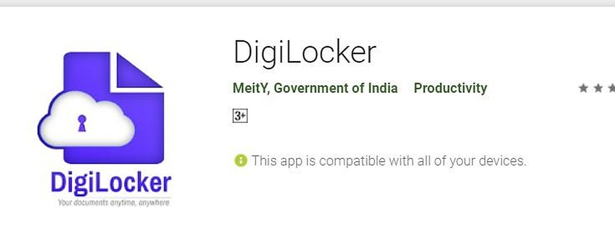 How to create Digital Locker DigiLocker Account
