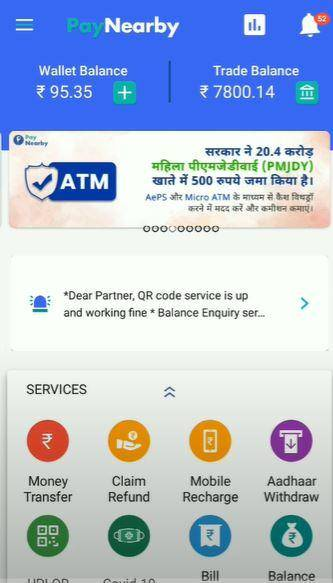 Paynearby Online Services