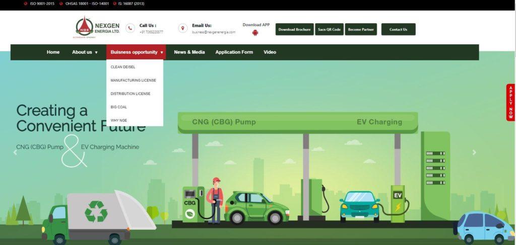 CNG Pump Dealership/ Franchisee 2021