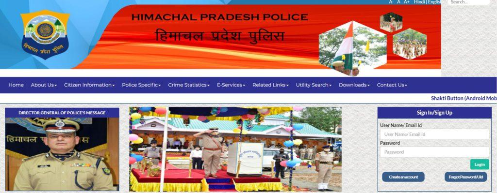 Apply for HP 1334 Constable/SI/Driver Recruitment 2021