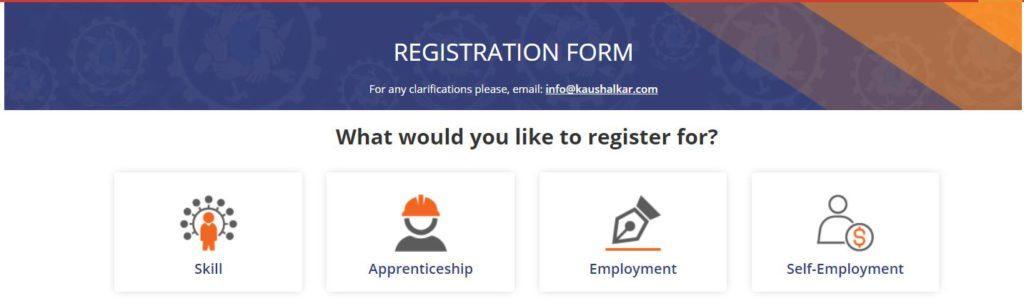 Apply Online for Karnataka Koushalya Mission @ kaushalkar.com