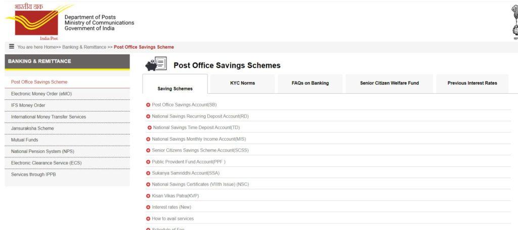 Post Office Double Money Scheme 2021 (KVP)