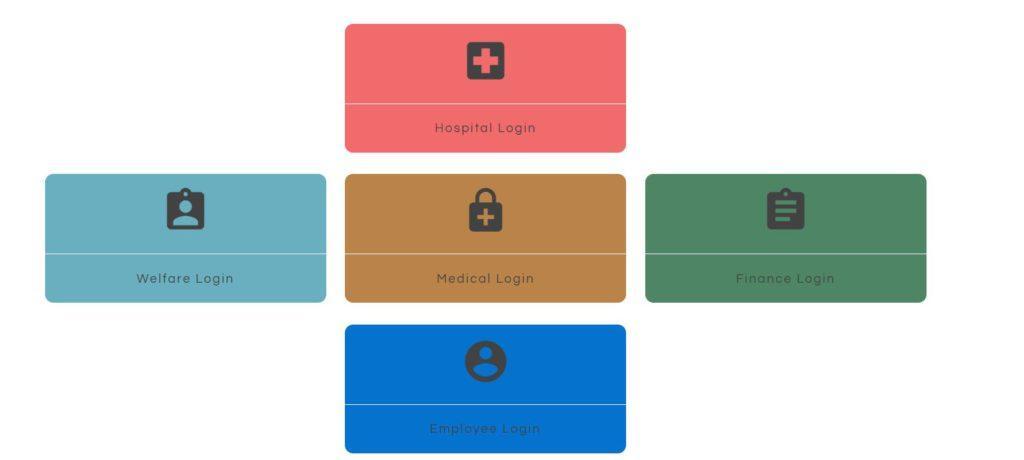 User Registration Online on CIL Medcard Portal