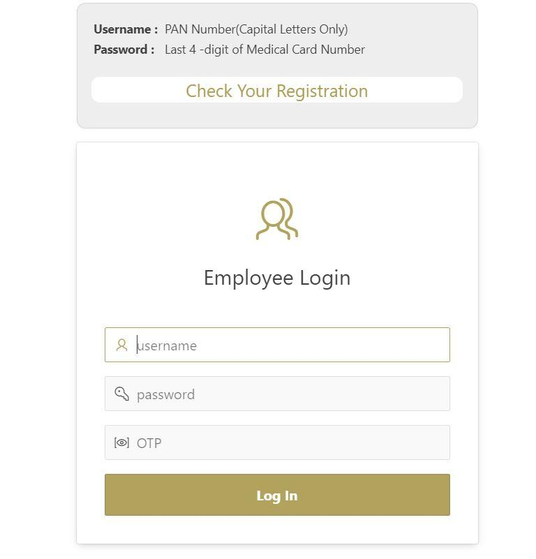 Create OPD Claims and Add Bills Online