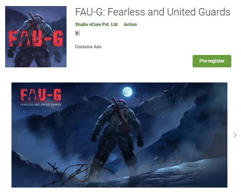 Fauji Game Launch