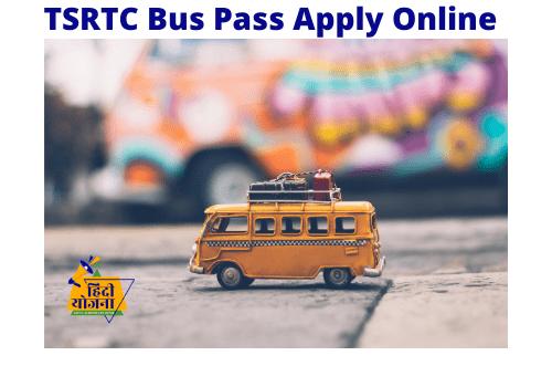 TSRTC Bus Pass Apply Online