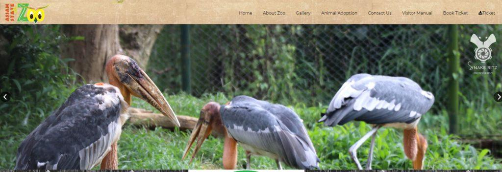 Assam State Zoo Guwhati Online Ticket Booking 2021