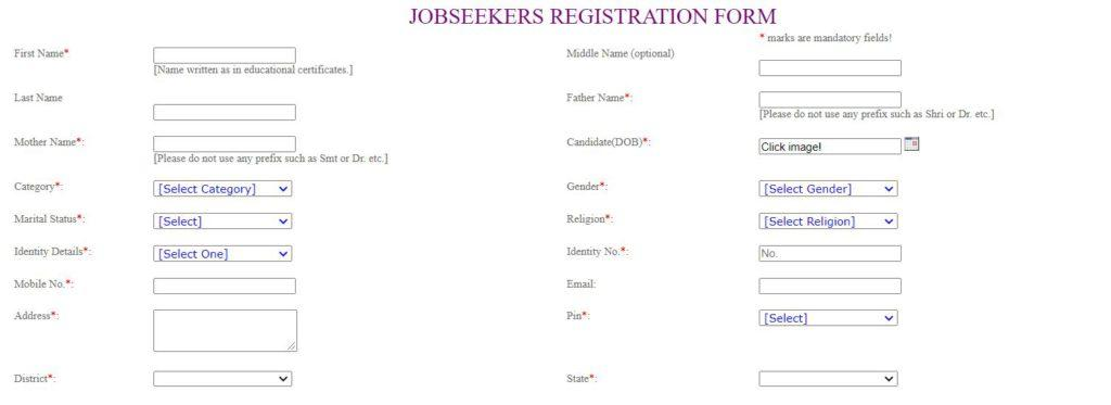 Delhi Job Fair Portal