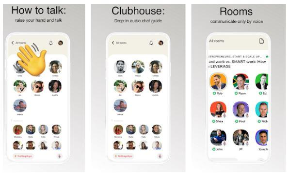 Clubhouse App for Android Download (apk)