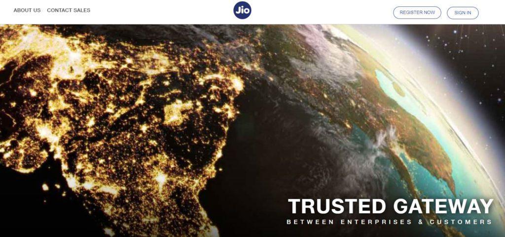 Apply Online for Jio DLT Registration 2021