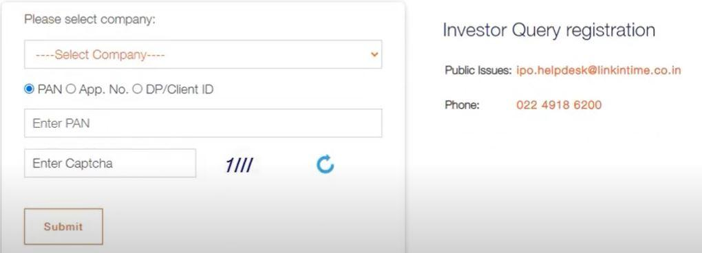 How to Check myCAMS IPO Allotment Status