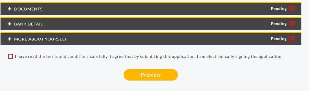 Mi Scholarship Online Application/Registration Form 2021-22