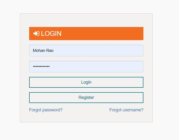 Procedure to Login PMGDISHA Scheme Portal