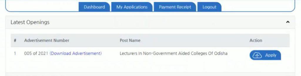 SSB Odisha Lecturer Recruitment 2021   972 Vacancy, Eligibility, Syllabus, Notification PDF, Apply @ssbodisha portal