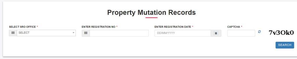 Procedure to Download Delhi Mutation Certificate