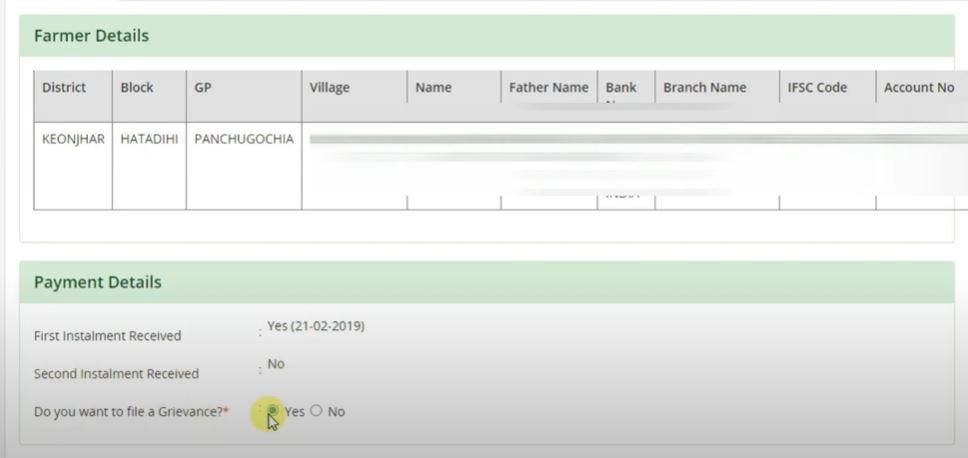 Kalia Yojana Online Application Form 2021