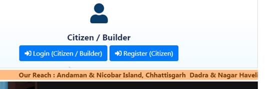 User Registration on Maharasthra Property Online Slot Booking