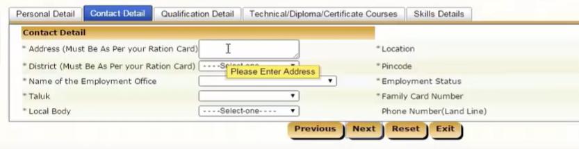 TN Vela Vaaipu Online Registration