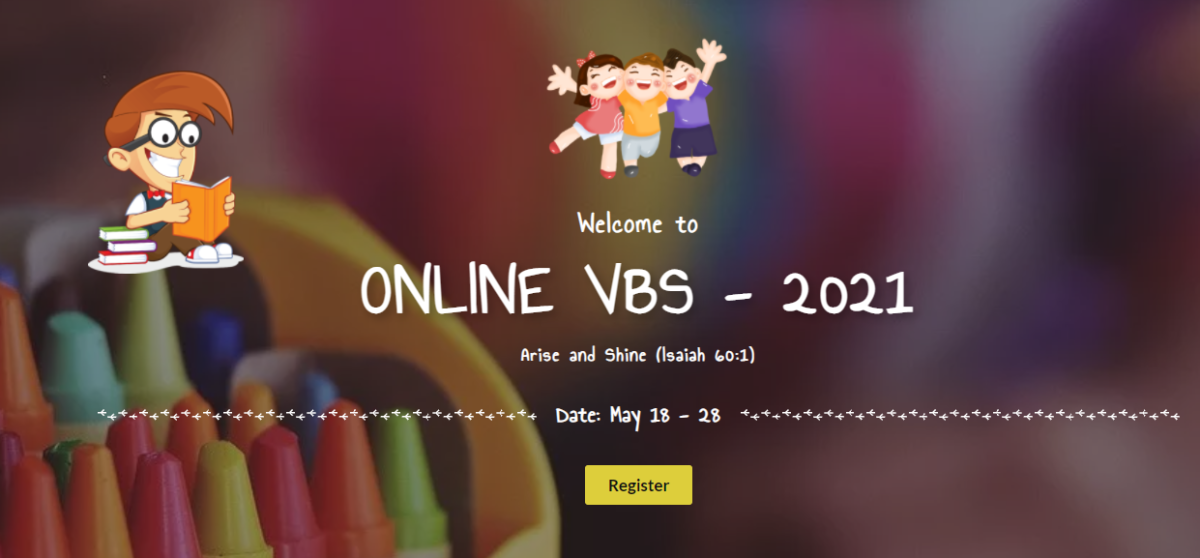 Login on VBS Jesus Redeems Portal Online