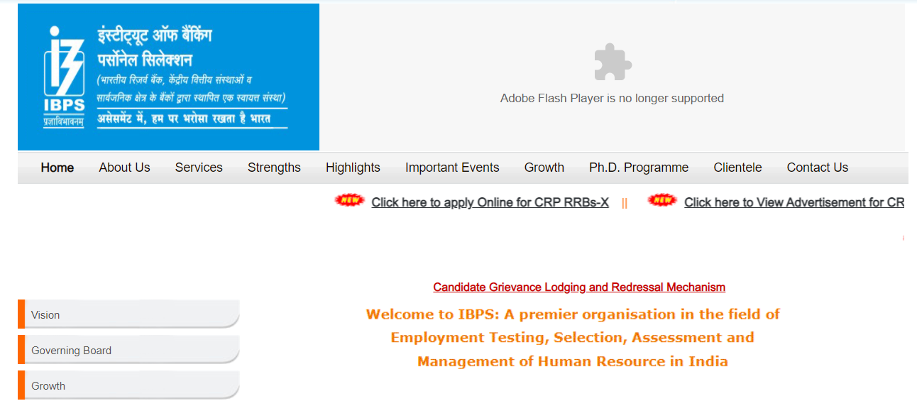 IBPS RRB Apply Online 2021