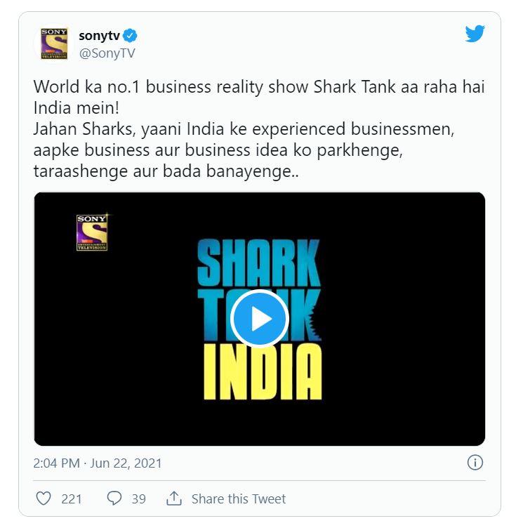 Shark Tank India